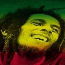 Bob Marley Photo License Plate