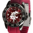 Washington State Cougars FantomSport AnoChrome Colored Band Watch