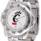Cincinnati Bearcats Mens' Sport Steel Watch