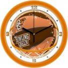 Bowling Green Falcons Slam Dunk Wall Clock