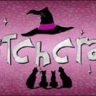 Witchcraft Novelty Metal License Plate