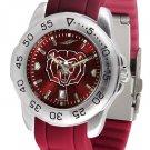 Missouri State Bears Sport AnoChrome Colored Band  Watch