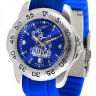 UC San Diego Tritons Sport AnoChrome Colored Band  Watch