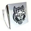Arkansas State Chrome Hitch Cover