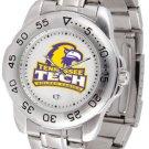 Tennessee Tech Golden Eagles Mens' Sport Steel Watch
