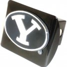 BYU Cougars Black Hitch Cover