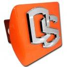"Oregon State University ""OS"" Orange Hitch Cover"
