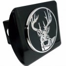 Buck ALL METAL Black Hitch Cover