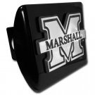 Marshall Banner Black Hitch Cover