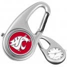 Washington State Cougars Carabiner Watch
