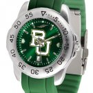 Baylor Bears Sport AnoChrome Colored Band  Watch