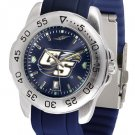 Georgia Southern Eagles Sport AnoChrome Colored Band  Watch