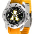 Appalachian State Mountaineers Sport AnoChrome Colored Band  Watch