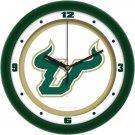 South Florida Bulls Traditional Wall Clock