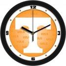 Tennessee Volunteers Dimensional Wall Clock