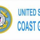 United States Coast Guard Photo License Plate #2