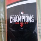 San Francisco Giants iPhone 5-5S Wooden Case (2014 W.S. Champions) (Please read)