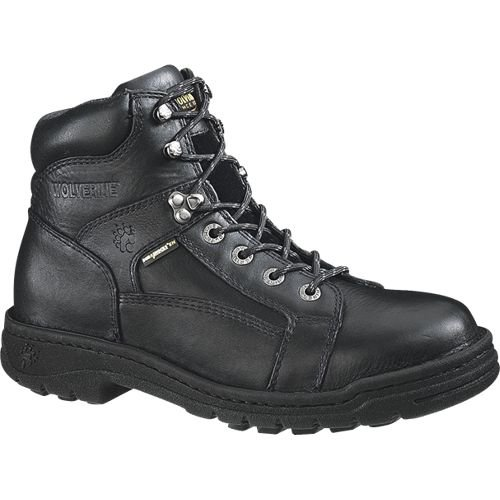 """Wolverine Exert Steel Toe Electrical Hazard Lace To Toe 6"""""""