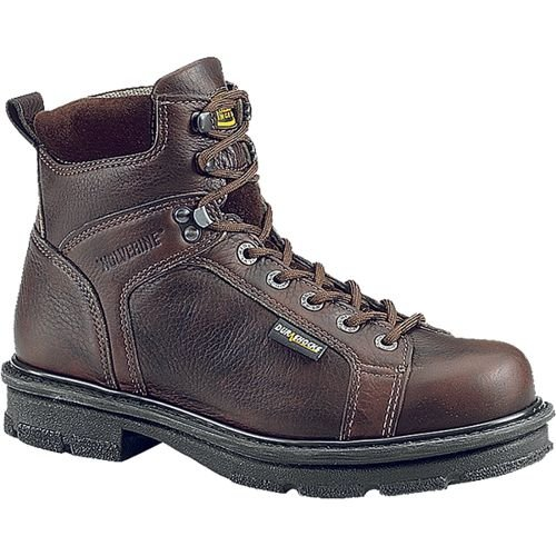 Wolverine Fusion Lace To Toe Electrical Hazard Steel Toe 6""