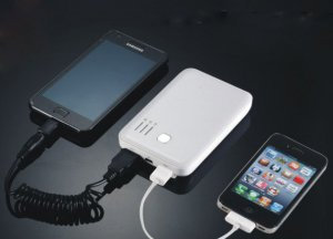 Universal Battery Pack Portable Power Bank