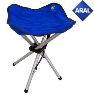 ARAL FOUR LEG PORTABLE STOOL