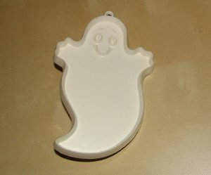 Hallmark White Ghost Vintage Halloween Cookie Cutter