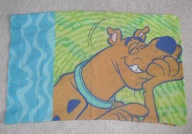 Pillow Case Scooby Doo Dan River Kids Pillow
