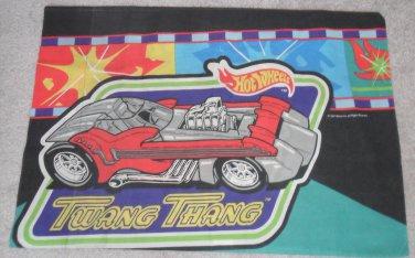 Pillow Case Hot Wheels Car Kids Pillow
