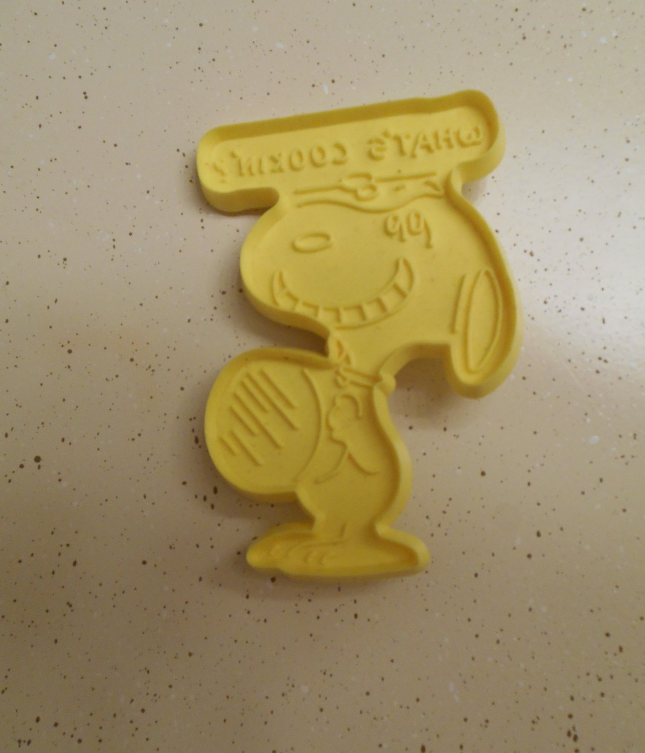 Hallmark Snoopy Cookie Cutter What's Cookin'