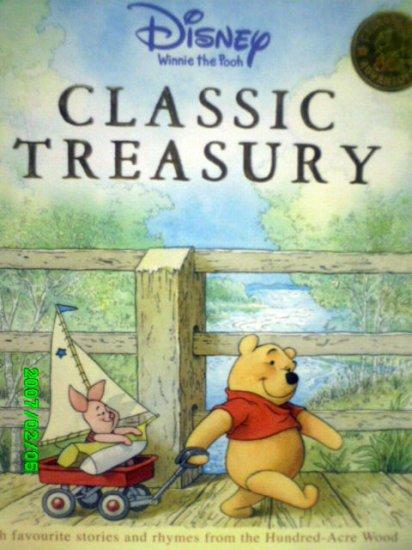 Disney Winnie the Pooh - Classic Tresury, 80 Years
