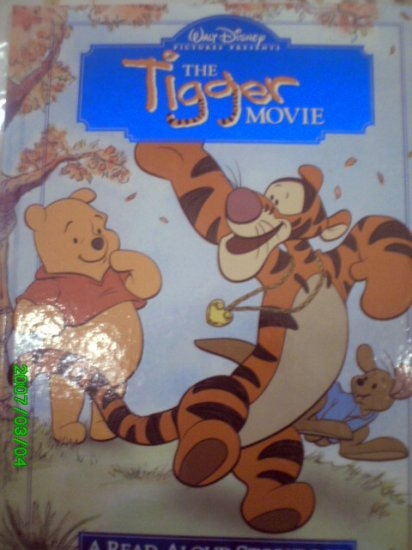 Walt Disney - The Tigger Movie, A Read Aloud Story Book