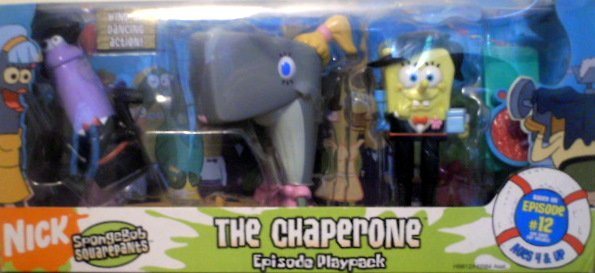 Mattel - Spongebob Squarepants Episode 12