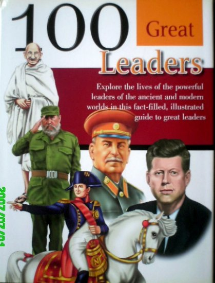 100 Great Leaders - Book of Knowledge