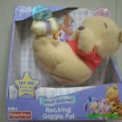Fisher Price Pooh Babies Rocking Giggle Pal