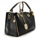 Luxury Fabulous Trend Women's Tote/Shoulder Handbag GRAY