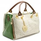 Luxury Fabulous Trend Women's Tote/Shoulder Handbag GREEN