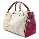 Luxury Fabulous Trend Women's Tote/Shoulder Handbag HOT PINK