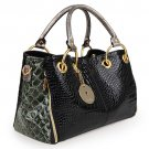 Luxury Fabulous Trend Women's Tote/Shoulder Handbag KHAKI