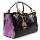 Luxury Fabulous Trend Women's Tote/Shoulder Handbag LIGHT PURPLE