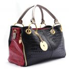 Luxury Fabulous Trend Women's Tote/Shoulder Handbag RED