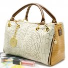 Luxury Fabulous Trend Women's Tote/Shoulder Handbag YELLOW