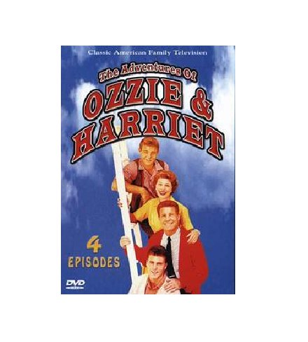 Ozzie And Harriet Show Four Episodes