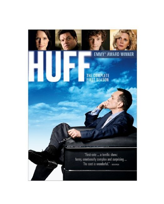 Huff - The Complete First Season (4 discs) - DVD