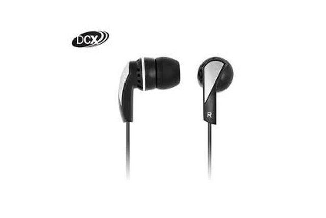 DCX Noise Isolating Earbuds