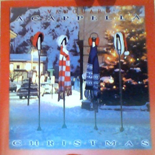 Acappella Christmas CD