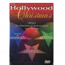 HOLLYWOOD CHRISTMAS - LIBERACE, BOB CUMMINGS & OZZIE AND HARRIET DVD