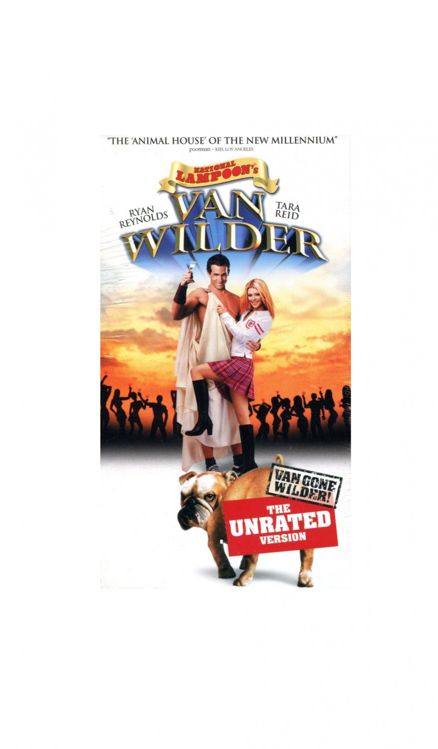 National Lampoon's Van Wilder (VHS)