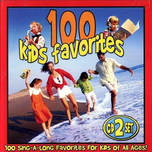 100 Kids Favorites