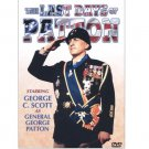 The Last Days Of Patton DVD