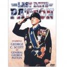 The Last Days Of Patton DVD